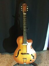EKO MODEL 100/1 – 1960s VINTAGE Archtop Guitar MADE IN ITALY CHITARRA