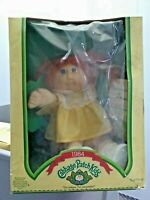 "NEW  Cabbage Patch Kid 1984 ""Deborah Angelica"" Born Sep 1 Signed papers"
