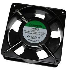 Fan / Ventilador 230V 22W 120x120x38mm 161m³/h 44dBA ; Sunon DP200A2123XST
