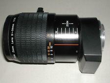 Macro TV Slide Zoom Lens 9-54mm 1:1.4 Made in Japan Used J6