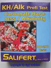 Kh pro Test Salifert Carbonate Hardness Water Testing