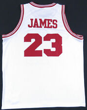 Lebron James Cleveland Cavaliers Nike Swingman 1972 NBA Basketball #23 Jersey