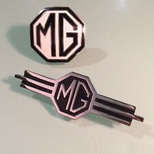 MGA 1500 1600 Twin Cam MG Magnette Grill & Dash emblem