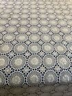 Vintage+Handmade+Crochet+Tablecloth++54x102++%2364+off+white+color+