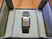 Alte Longines Vintage Herren Armbanduhr Handaufzug mit Box