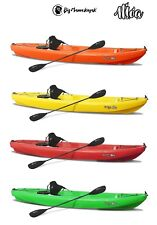 Moa big mama kayak - canoa da 265 cm + 1 gavone + 1 pagaia + 1 seggiolino + 1 r