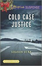 Cold Case Justice (Love Inspired LP Suspense) Dunn, Sharon
