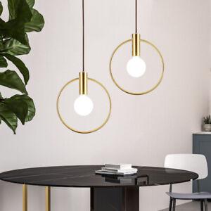 Nordic Pendant Lighting Kitchen Pendant Lights Gold Lamp  Room Bar Ceiling Light