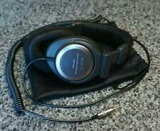 VTG Sony MDR-V900 Dynamic Stereo Headphones Nice Shape Japan W/ Pouch Tested F/S