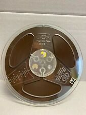 """SCOTCH 7"""" Reel To Reel Plastic Spool With 1/4"""" High Quality Tape"""