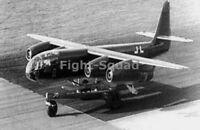 WW2 Picture Photo Arado Ar 234C 4-engine 1st operational jet-powered bomber 2960
