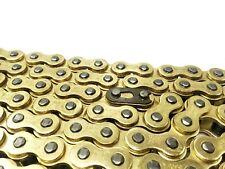 Drive Chain 520 Heavy Duty 94L inc Split Link GOLD for Quadzilla 200 Quad Bike