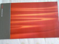 Mitsubishi Eclipse range brochure 2000 USA market