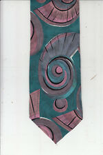 Versace-Gianni Versace-Authentic-100% Silk Tie-Made In Italy-Ve48- Men's Tie