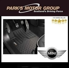 MINI Genuine All Weather Front Floor Mat Set For Cooper S 51472243917
