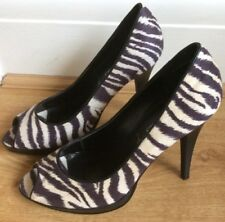 Ladies Shoes Animal Print by New Look Size 5 NWT (RRP £20)