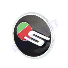 3D Jaguar S Logo Car Shift Knob Gear Cover Emblem Sticker for F-Pace XE XF XJ XK