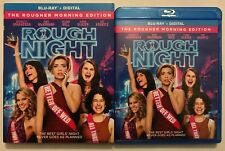 ROUGH NIGHT BLU RAY + SLIPCOVER SLEEVE FREE WORLD WIDE SHIPPING BUY IT NOW