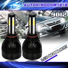 9012 COB LED Headlight Conversion Bulbs for Ford 2013-2017 Edge 2011-2014 8000LM