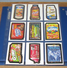 WACKY PACKAGES ANS1 SINGLES ( PICK ANY 3 ) GREAT PRICE