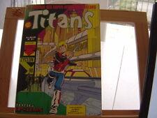 TITANS ALBUM N°31 EN USAGE/BE LE JOURNAL DES SUPER HEROS EN COULEURS