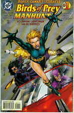 Birds of Prey: Manhunt # 1 (of 4) (Black Canary/Oracle) (USA, 1996)