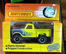 MATCHBOX 1982 Ford 460 Pickup Mib New