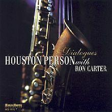 Dialogues von Houston Person | CD | Zustand sehr gut