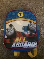 NWT Thomas & Friends Thomas  All Aboard 12-inch Backpack Free Shipping
