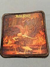"Judas Priest Sad Wings Of Destiny Sublimated Patch 3""x3"" Album Cover Rock Metal"
