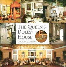 The Queen's Dolls' House: A Dollhouse Made for Queen Mary New Hardcover Book Luc