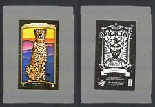 2017 Goodwin Champions Mini Black Metal Magician #25 Cheetah 6/17 HT 18761
