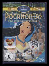 DVD WALT DISNEY - POCAHONTAS 1 - SPECIAL COLLECTION *** NEU ***