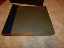 Vintage Stromberg Carlson Record Holder/Book with 12 LP's