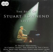 The Best Of Stuart Townend Live... 2 CD Set By Stuart Townend, New
