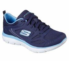 Skechers Sport Damen SUMMITS SUITED Sneakers Women Blau