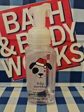 Bath And Body Works Feliz Navidog Fresh Mint Apple Foaming Hand Soap