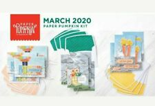 Refill Kit Stampin' Up! No Matter The Weather March 2020 Paper Pumpkin New