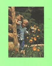 R POSTCARD LITTLE LOVERS BOY AND GIRL POST CARD ...
