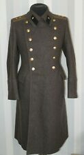 overcoat Soviet Russian Uniform Military USSR  coat greatcoat topcoat