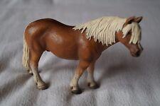 Retired Schleich Horse Haflinger Gelding Released 2004