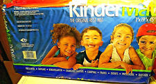 KinderMat by Peerless Plastics The Original Rest Mat | Red & Blue | 1 x 19 x 45