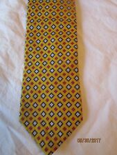 Robert Talbott Best of Class Mustard  Silk Neck Tie