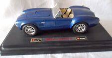 Ford AC Cobra 427 (1965) - Modellino auto sportiva (Bburago)
