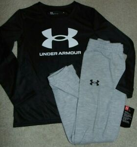 ~NWT Boys UNDER ARMOUR Outfit! Size 6 Super Cute:)!