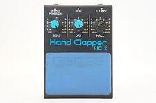 BOSS HC-2 Hand Clapper Analog Drum Synthesizer Drum Machine HC2