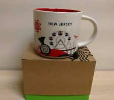 Starbucks NEW JERSEY You Are Here Collection Mug 14 fl oz