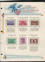 united states commemoratives 1948 stamps page ref 18241