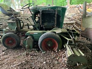 Ransomes Triple Mower For Sale