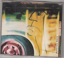 U2 - mysterious ways CD single